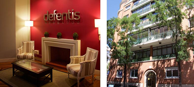 Despacho Defentis, Abogados Madrid